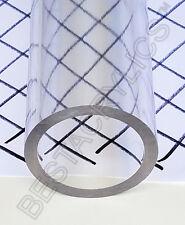 2 Od X 1 12 Id Clear Acrylic Plexiglass Lucite Tube 14 Wall 8 Inch Long