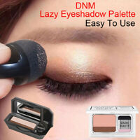 Double Layer Colors Eyeshadow Palette with Brush Quick & Easy To Use Beauty Tool