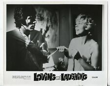 Loving And Laughing- Importance of Being Sexy-8x10-B&W-Still-VG