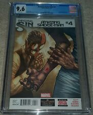 Amazing Spider-man 4 Silk CGC 9.6