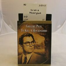 Universal Legacy Series To Kill A Mockingbird Dvd- Gregory Peck 32717