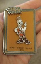 WDW - Star Wars Weekends 2015 - Daisy Duck as Aurra Sing LE 1977 Disney Pin