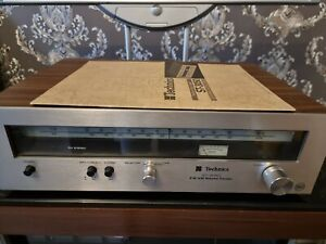 Vintage Technics ST-3050 AM FM Stereo Tuner