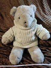North America Bear Co 1979 Theodore Bearington Plush Brown tan sweater