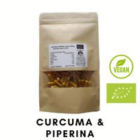 Piperina e Curcuma Plus Metabolismo più dimagrimento Offerta 240 Pillole Dieta