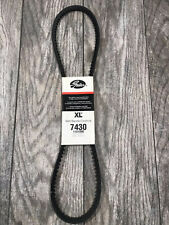 Accessory Drive Belt-High Capacity V-Belt (Standard) Gates 7430 BRAND NEW