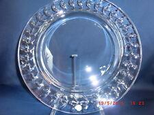 Glasteller Platzteller Kuchenplatte Teller Tiffany & Co. NEU Bleikristall