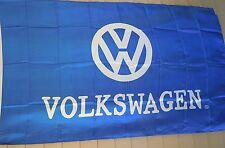 VOLKSWAGEN Cars 3x5 Flag Banner VW Bug Bus Kombi Karmann Rabbit Golf Jetta
