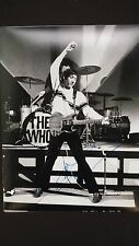 PETE TOWNSEND signed 11x14 photo - The Who - Proof