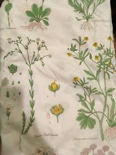 IKEA Strandkrypa Twin Duvet Cover (Botanicals)