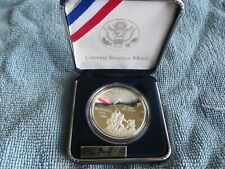 2005-P Marine Corps 230th Anniversary Proof silver dollar