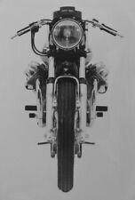 Moto Guzzi V7 Sport Telaio Rosso Press Picture 1971 -3-