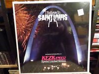 I BELIEVE IN ST LOUIS Kezk Limited Edition NEW Sealed LP Record Album Vinyl