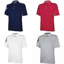 adidas Cotton Short Sleeve Polo Casual Shirts for Men