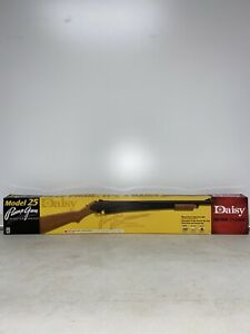 NEW IN SEALED BOX! Daisy Model 25 Pump .177 Cal. BB Repeater Air Gun/Rifle
