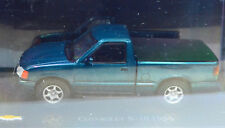 Chevrolet S-10 dunkeltürkis Baujahr 1995 Maßstab 1:43 von Atlas