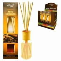 50ml REED DIFFUSER Essential Oils Air Freshener Room Scent Aromatic Bottle Home