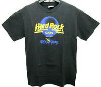 Vintage 1989 Hard Rock Cafe Size Medium Sky Dome Toronto T Shirt Single Stitch