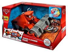 Disney Cars Color Changers Chase & Change Frank New In Box