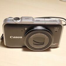 Canon PowerShot SX230 HS 12.1MP Digital Camera - Black