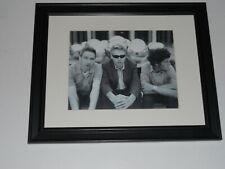 "Framed Beastie Boys 1994 Ill Communication Era Poster Mca, Ad-Rock 14"" x 16"""