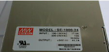 1PCS NEW Meanwell Power Supply SE-1000-24 ( SE100024 )