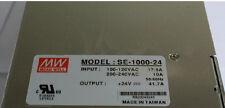 1PCS Meanwell New Power Supply SE-1000-24 ( SE100024 )