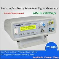 24MHz Dual-Channel Arbitrary Waveform DDS Function Signal Generator  FY3224S