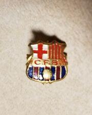 Vintage 1960's FC Barcelona pin