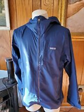 Patagonia Women's Stretch Rainshadow Jacket Size XL Classic Navy NWT!!