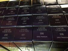 DIOR Vernis Nail color  brand new in box. choose 1