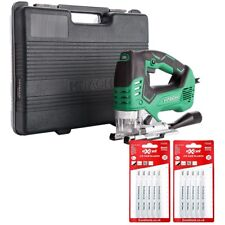 Hitachi & HiKOKI CJ160V 240V 160mm Jigsaw Variable Speed 800W + 10 Jigsaw Blades