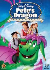 PETE'S DRAGON DVD - SINGLE DISC EDITION - NEW UNOPENED - DISNEY