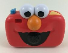 Sesame Street Sing & Giggle Elmo Camera Talking Toy with Batteries Mattel 2009