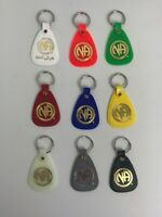 NARCOTICS ANONYMOUS  NA KEY TAG Ring  Recovery Just For Today 9 LOT FARSI