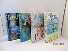 Belva Plain Books, Lot of 4 Hardcover