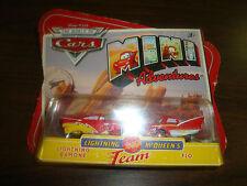 Disney---Cars---Lightning McQueen's Team---Lightning Ramone & Flo---Diecast