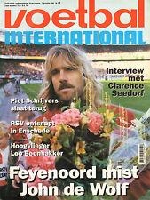 V.I. 1994  nr. 49 - JOHN DE WOLF/CLARENCE SEEDORF/LEO BEENHAKKER & CLUB AMERICA
