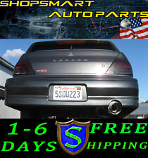 SRS TYPE-R1 CATBACK EXHAUST SYSTEM MITSUBISHI LANCER 04-06 RALLIART 2.4L SR*S 06