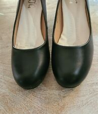 Journee Collection Black Pumps High Heels -- New -- Size 8.5 M
