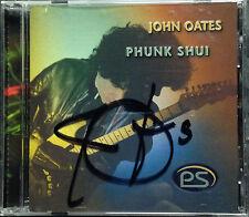 Hall & Oates - John Oates - Signed CD 'Phunk Shui' - Daryl Hall and John Oates