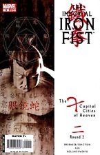 Immortal Iron Fist (2007-2009) #9