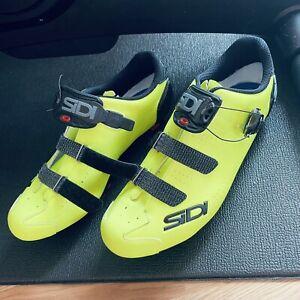 Sidi - MTB Trace 2 (Yellow Fluo Black) Radschuh 48