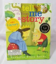 eeBoo Tell Me A Story Creative Cards Ages 3+ Best Toy Award NEW