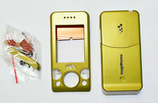 yellow green Fascia facia housing cover faceplate case for Sony Ericsson W580i