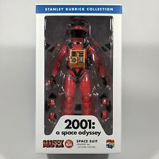 MEDICOM MAFEX 2001 A Space Odyssey Bowman's Orange Space Suit Action Figure -...