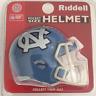 NORTH CAROLINA TAR HEELS Riddell Speed MICRO POCKET-SIZE MINI Football Helmet