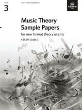 Music Theory Sample Practice Papers Grade 3 ABRSM New Format Theory Exams