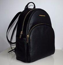 MICHAEL KORS Damen Tasche ABBEY LG BACK PACK Rucksack schwarz 35S7GAYB3L