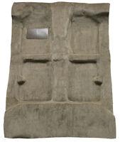 Replacement Cutpile Carpet Kit for 2003-2008 Toyota Corolla 4 Door